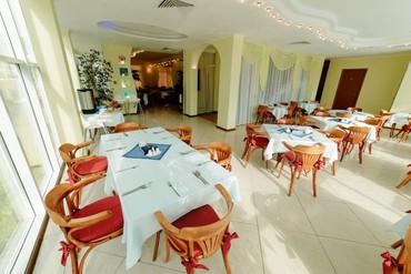 """фото Ресторан, Отель """"Прометей Клуб"""", Сочи"""