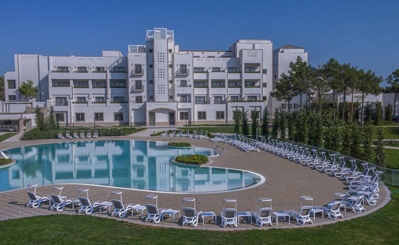 Отель Гарабаг