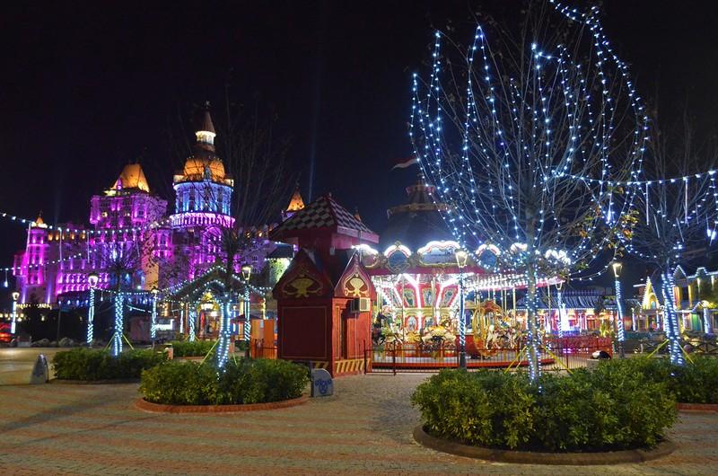 Новогодняя ночь в Сочи