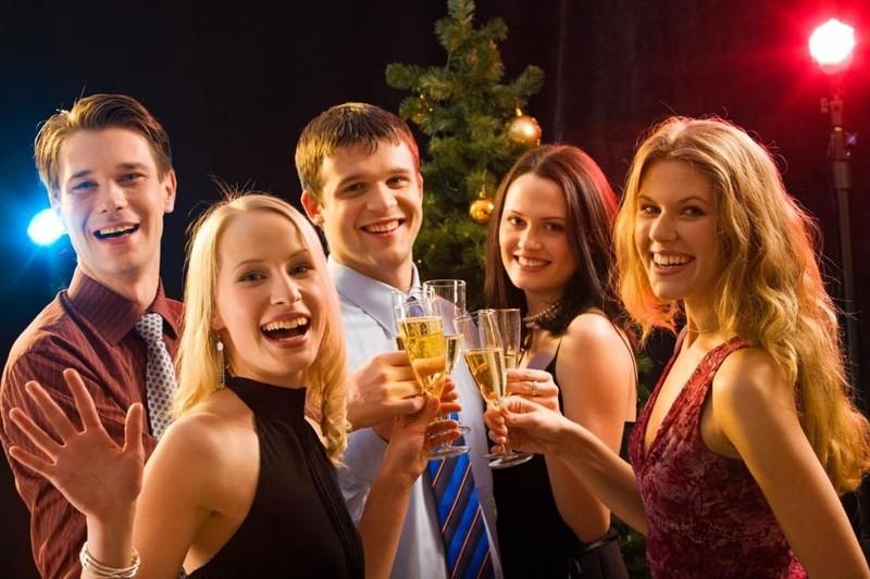 Новогодний корпоратив в Ленобласти