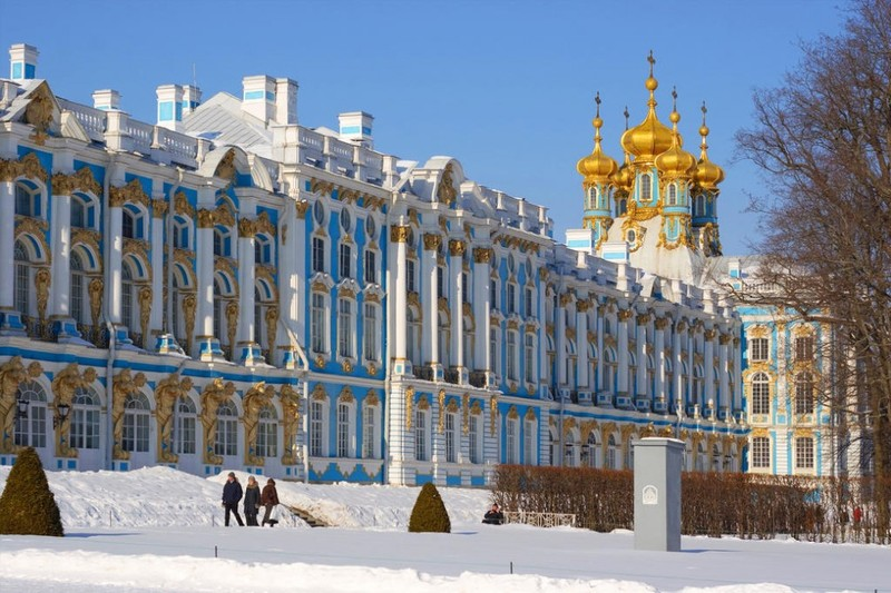 Русский Север где отпраздновать Новый год