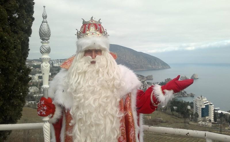 Новый год в санаториях Крыма