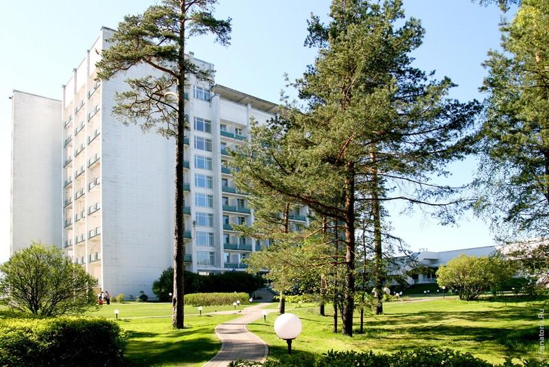 Отдых и лечение в Зеленогорске