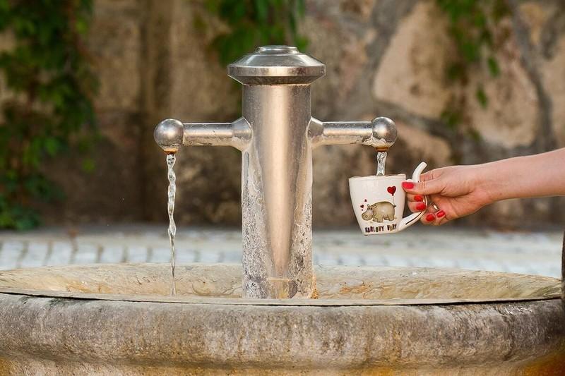Свойства и польза воды в Карловых варах