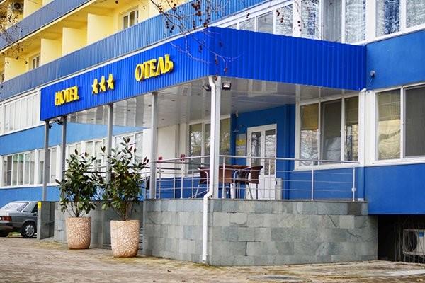 """фото общий вид, Отель """"Оптима Севастополь"""", Севастополь"""