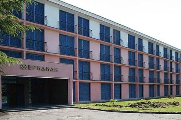 """фото общий вид, Отель """"Меридиан"""", Сочи"""