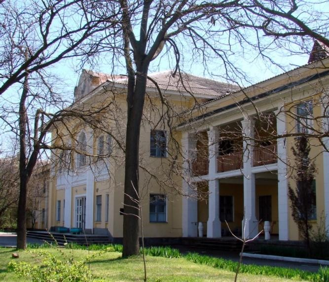 """фото общий вид, Отель """"Романова"""", Евпатория"""