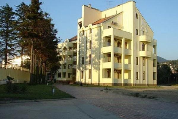 """фото общий вид, Отель """"Прометей Клуб"""", Сочи"""