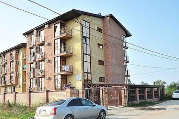 "фото общий вид, Отель ""Островок-1"", Анапа"