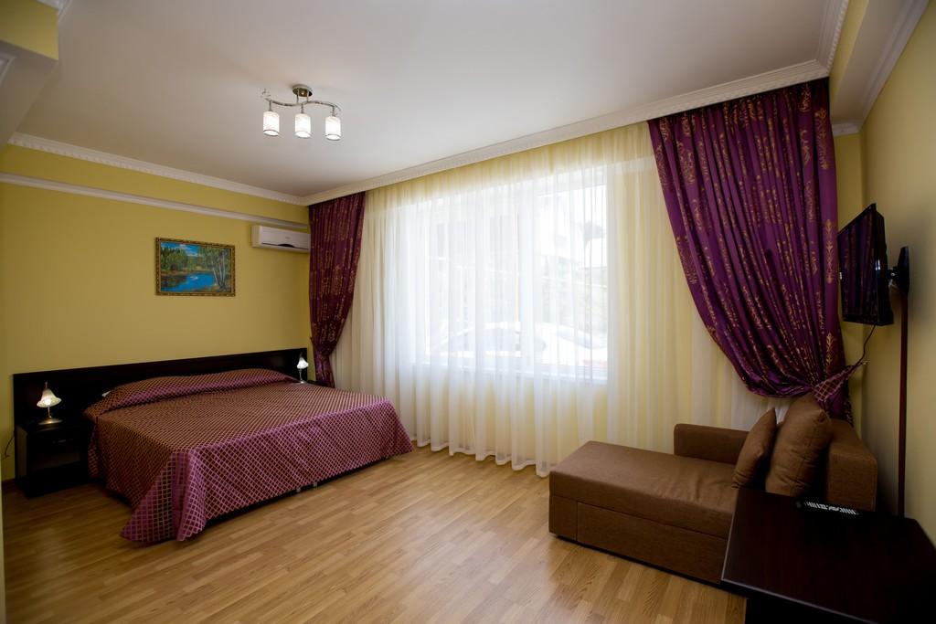 2-х местный 1-но комнатный номер «Улучшенный» корпус Д