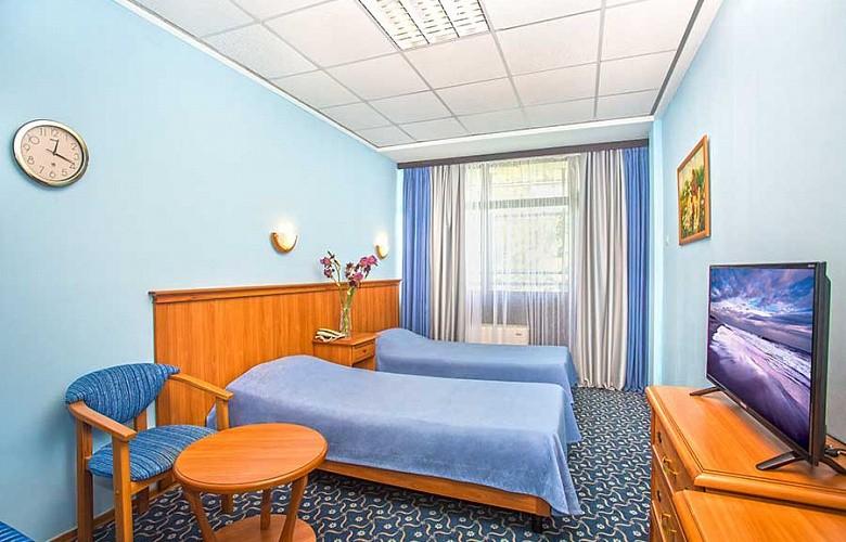«Стандарт» 1-комнатный 1-местный  с балконом 1 категории №814