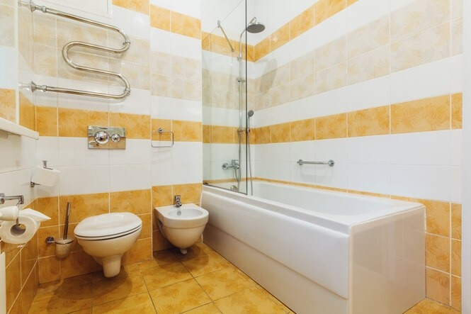 Улучшенный 2-х комнатный 2-х местный( с террасой) корпус 6