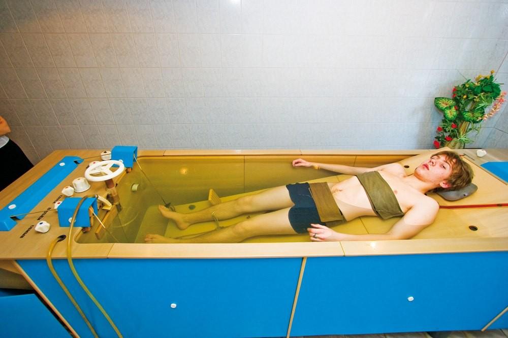 Санаторий надежда ростов лечение позвоночника