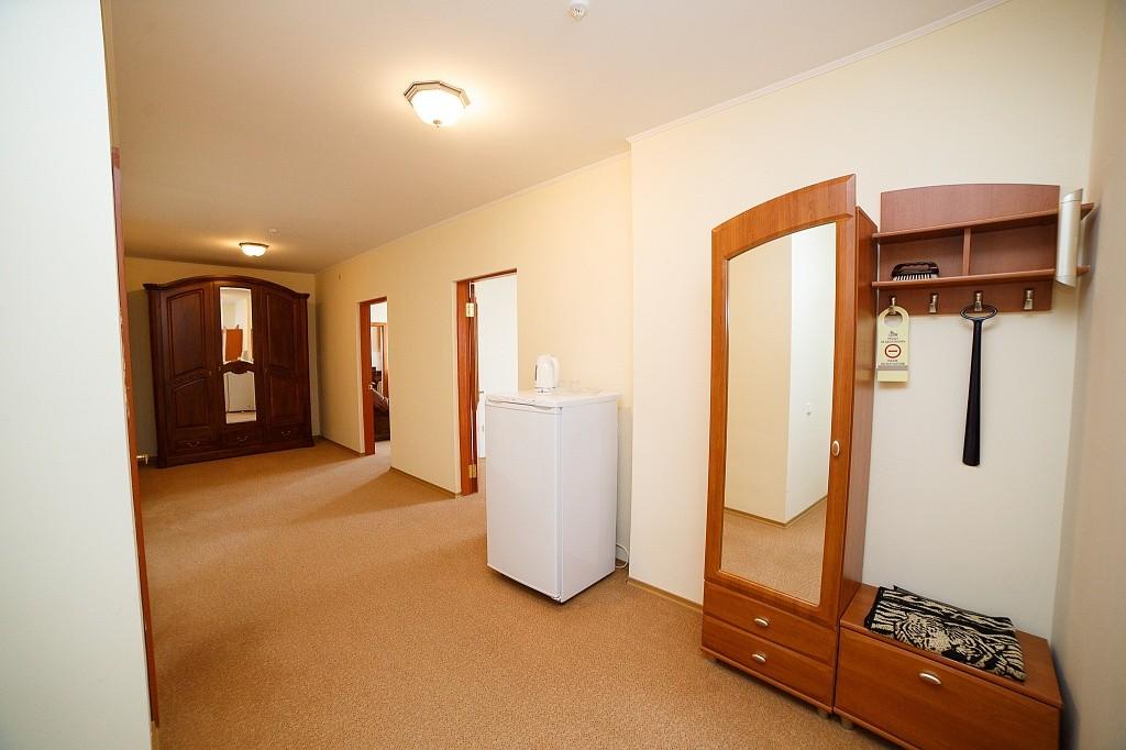 Люкс 3 комнатный 2 местный Бизнес-центр