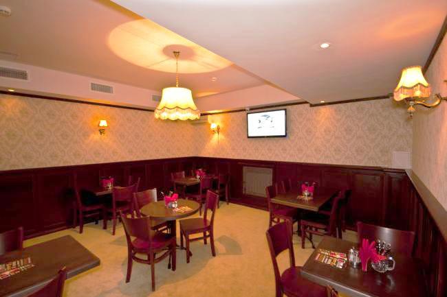 Малый зал ресторана «Мяс&Ко»