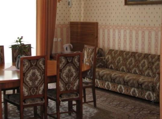 Полулюкс 2-местный 1-комнатный