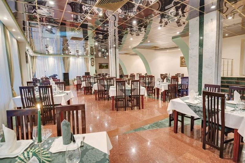 Ресторан «Европейский»
