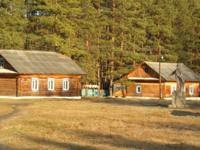 деревянные рубленные домики