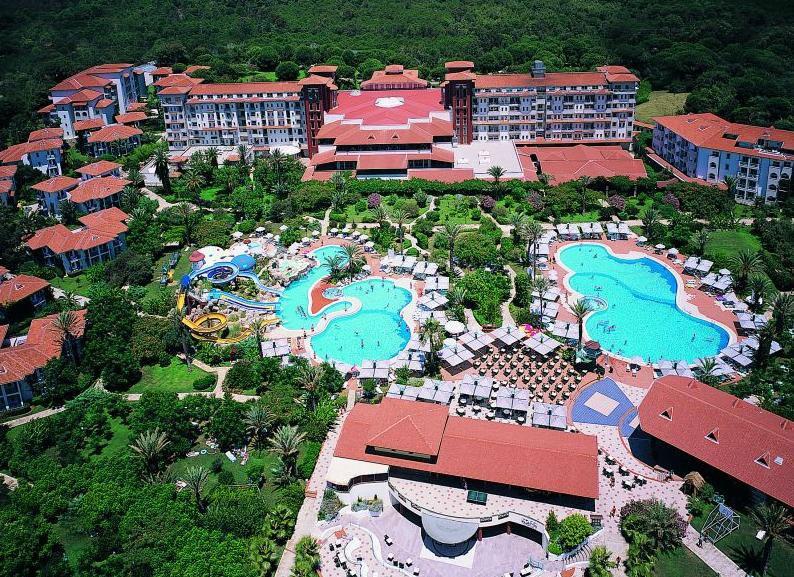 """фото Отель, Отель """"Belconti Resort Hotel"""" 5*, Белек"""