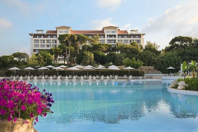 """фото общий вид, Отель """"Ela Quality Resort 5*"""", Белек"""