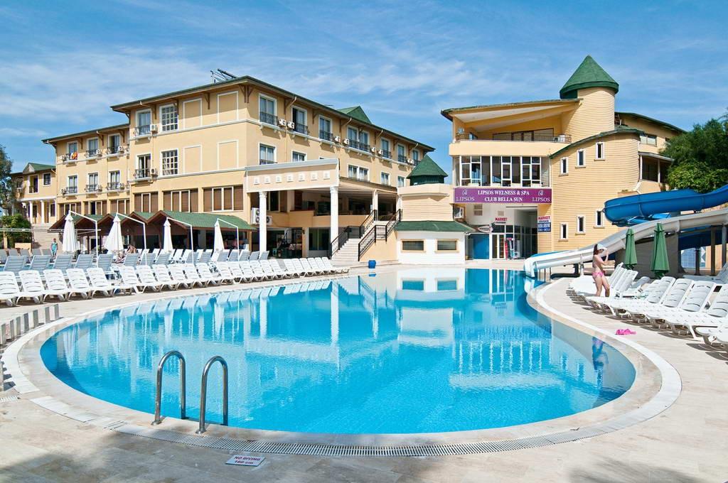 """фото Главное фото, Отель """"Club Bella Sun 4*"""", Сиде"""