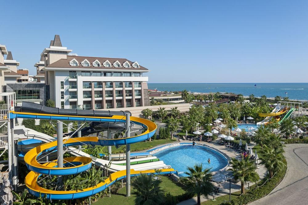 """фото Главный вид, Отель """"Sherwood Dreams Resort 5*"""", Белек"""