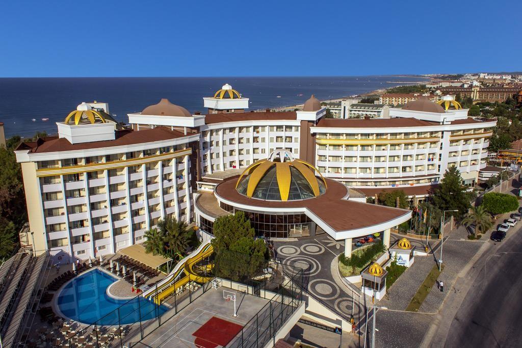 "фото Главная, Отель ""Side Alegria Hotel & Spa"" 4*, Сиде"