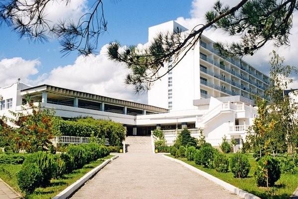 """фото корпус, Отель """"Orchestra Horizont Gelendzhik Resort"""", Геленджик"""