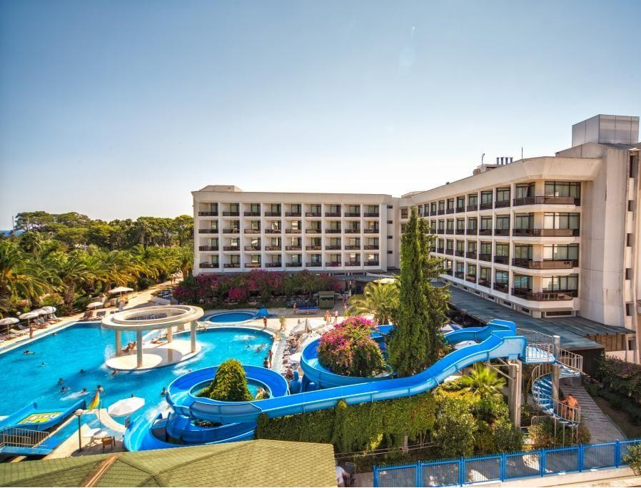 "фото Главное фото, Отель ""Ozkaymak Marina Hotel 5*"", Кемер"