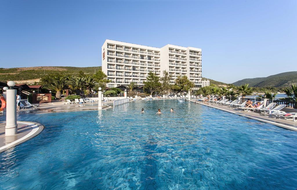 """фото Главное, Отель """"Tusan Beach Resort"""" 5*, Кушадасы"""