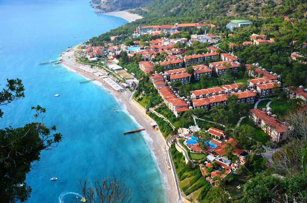 """фото Главное, Отель """"Liberty Hotels Lykia"""" HV-1, Турция"""