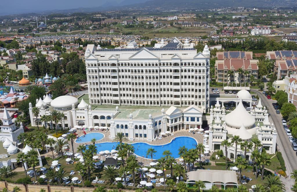 """фото главное, Отель  """"Kamelya Fulya Hotel 5*"""", Сиде"""