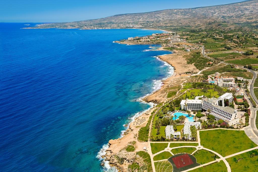 """фото главное, Отель  """"Azia Resort SPA"""", Кипр"""