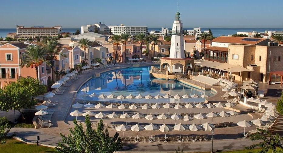 """фото Главное фото, Отель """"Aliathon Holiday Village"""" 4*, Кипр"""