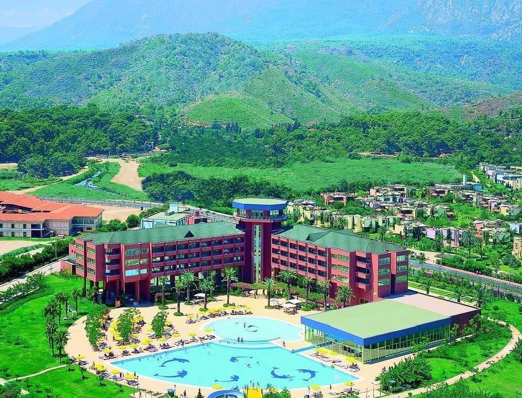 """фото Главное фото, Отель """"Simena Hotel & Village HV-1/5*"""", Кемер"""