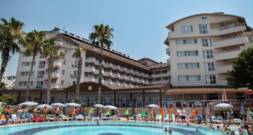 """фото Главное, Отель """"Kirman Hotel Arycanda deluxe 5*"""", Аланья"""