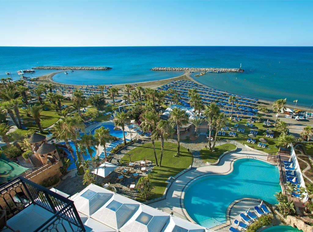 """фото Главное, Отель """"Lordos Beach"""" 4*, Кипр"""