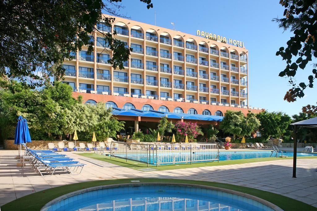 """фото Главное, Отель """"Navarria"""" 3*, Кипр"""