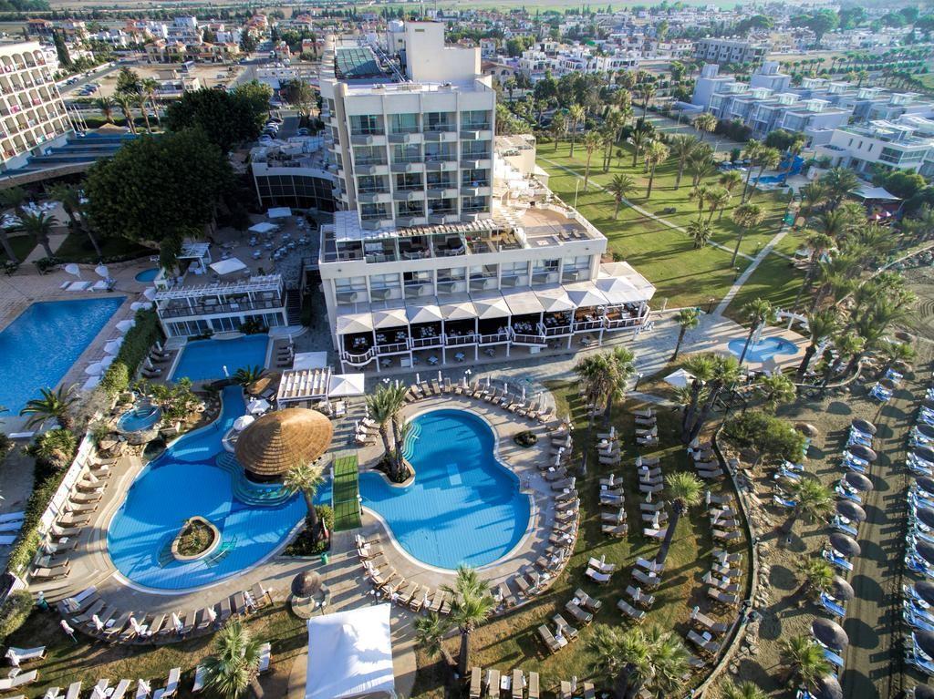 """фото Главное, Отель """"Golden Bay"""" 5*, Кипр"""