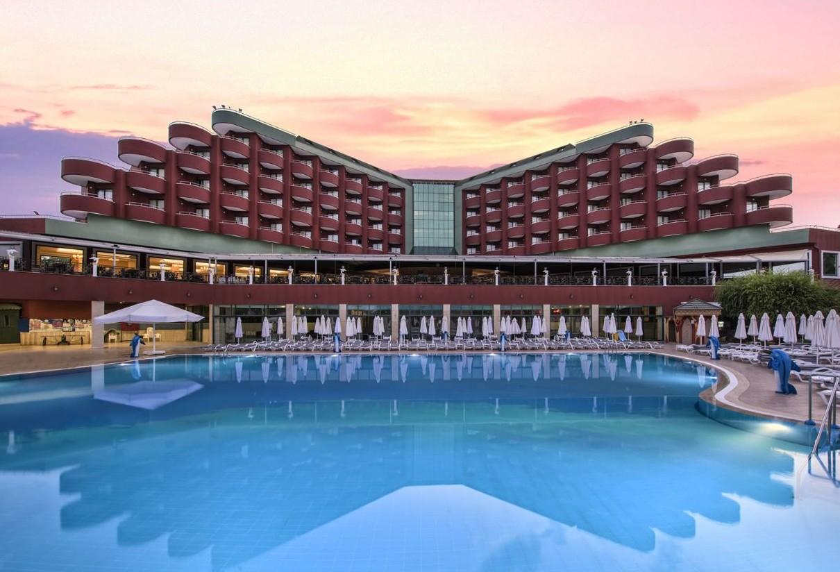 "фото корпус, Отель ""Delphin Deluxe Resort 5*"", Аланья"
