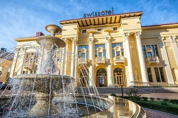 "фото Главное, Гостиница ""Swissotel Resort Sochi Kamelia"", Сочи"
