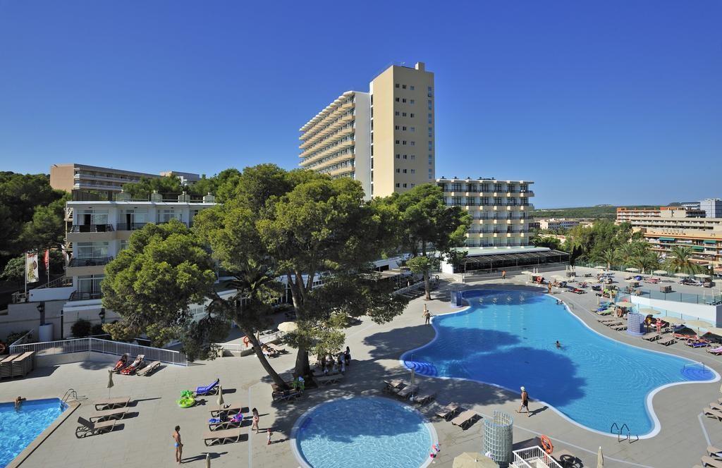 """фото Отель, Отель """"Sol Barbados 4*"""", Майорка"""