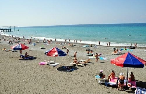Пансионат литфонд пляж 43