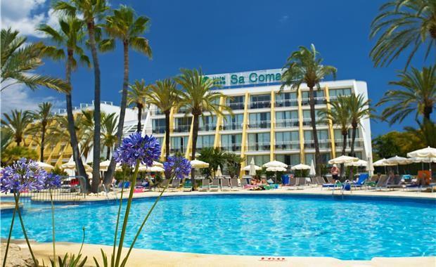 "фото главное, Отель ""Protur Sa Coma Playa Hotel & Spa 4*"", Майорка"