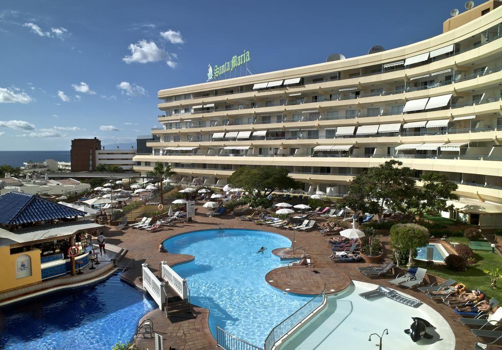 """фото Отель, Отель """"Hovima Santa Maria 3*"""", Тенерифе"""