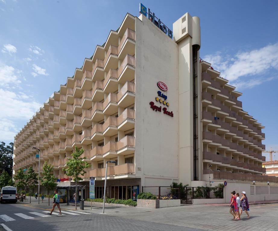 """фото Главный вид, Отель """"H·TOP Royal Beach 4*"""", Испания"""