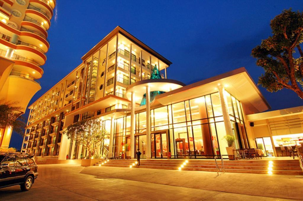 """фото главное, Отель """"Long Beach Garden Hotel & Spa"""" 4*, Паттайя"""