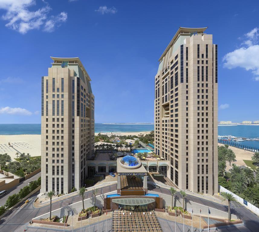 "фото Главный вид , Отель ""Habtoor Grand Beach Resort & Spa"" 5*, Дубай"