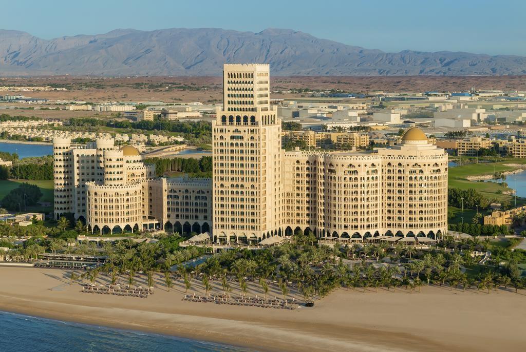 """фото главное, Отель """"Waldorf Astoria Ras Al Khaimah"""" 5*, ОАЭ"""