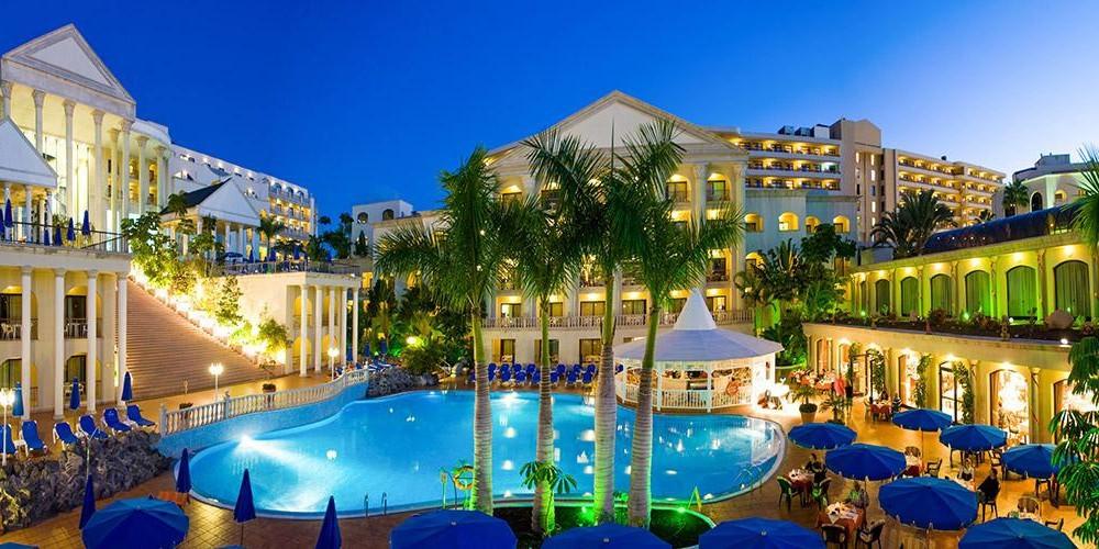 """фото Отель, Отель """"Bahia Princess 4*"""", Тенерифе"""